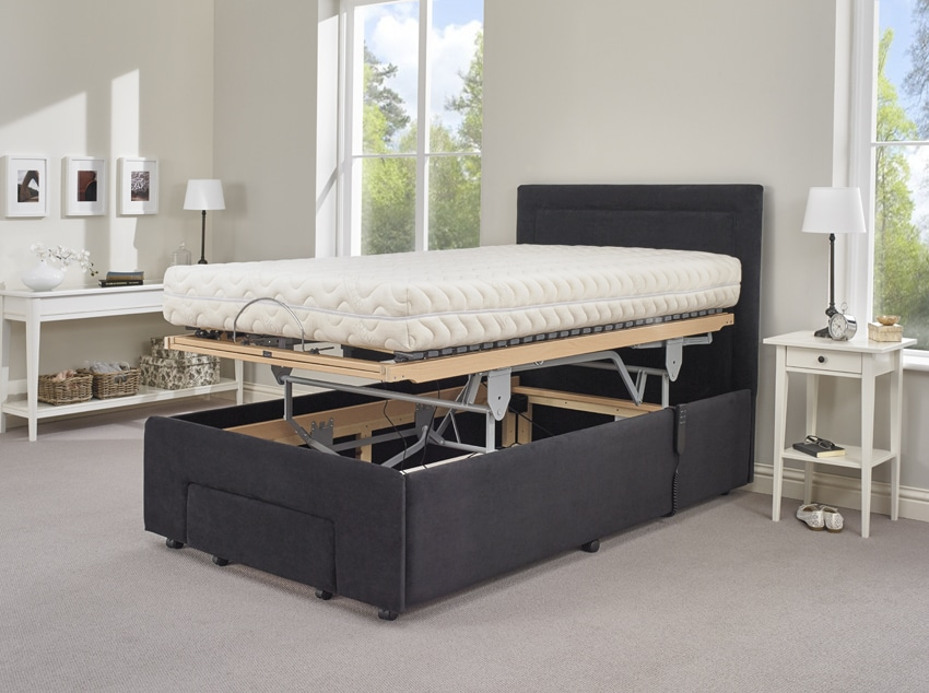 hi-lo adjustable bed