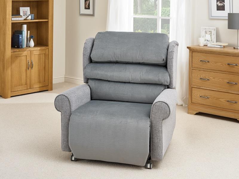 the bariatric riser recliner chair