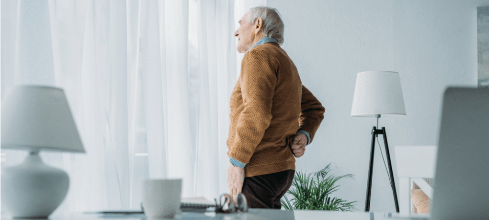 Why Is Chair Posture Important For The Elderly?