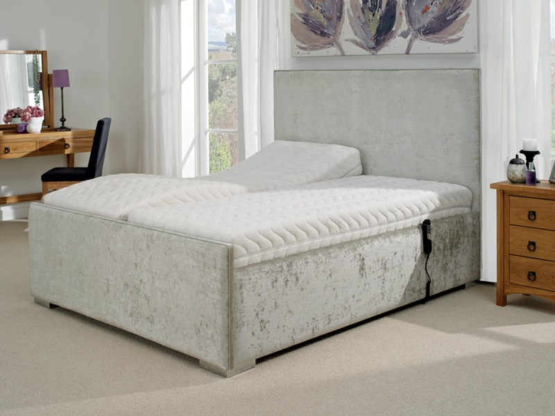 Lucca adjustable bed