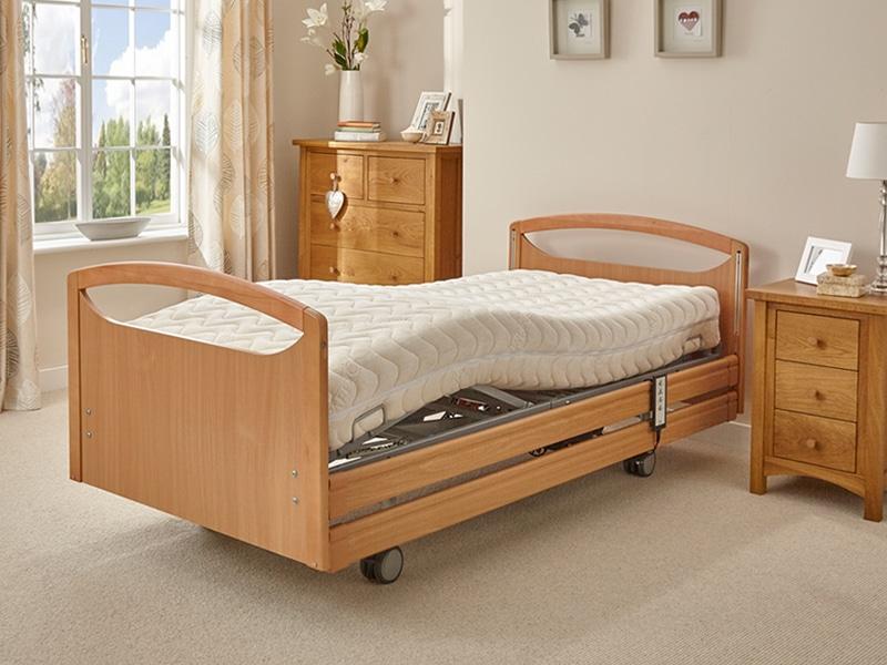 Medical adjustable bed