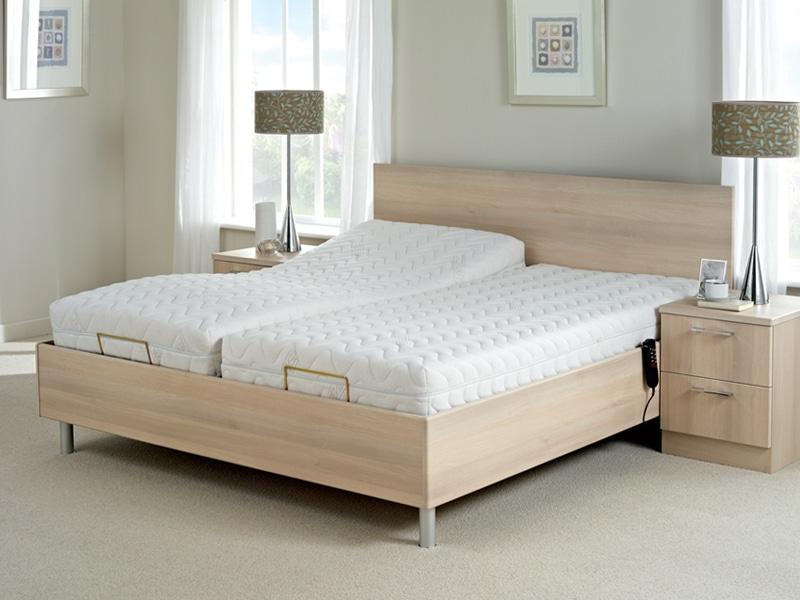 Moderna adjustable bed