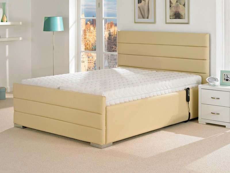 New York adjustable bed