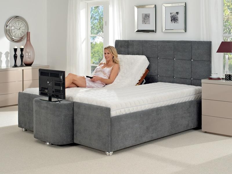The Portofino Primo adjustable bed