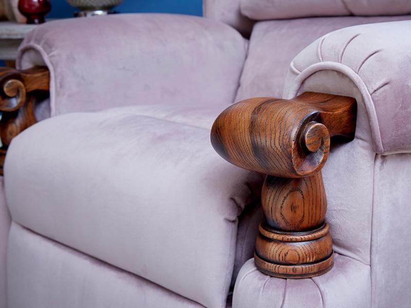 serenity riser recliner chair handles