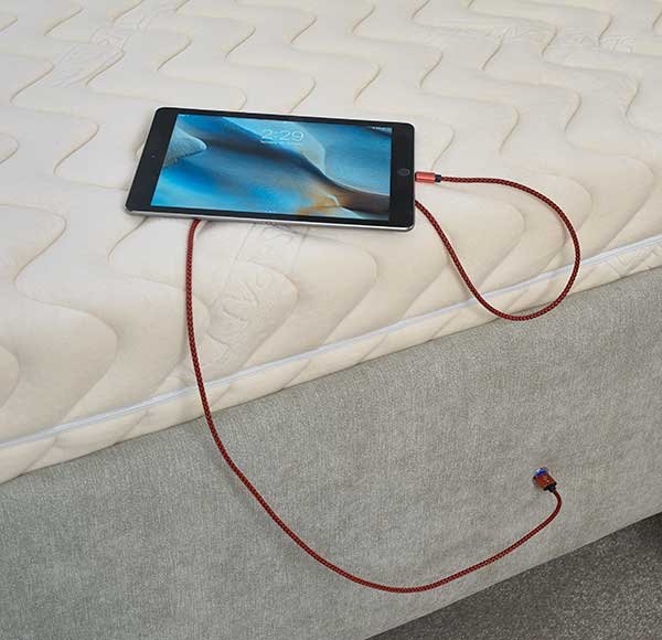 USB charging point