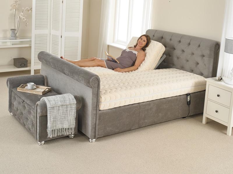 The Versailles Adjustable Bed