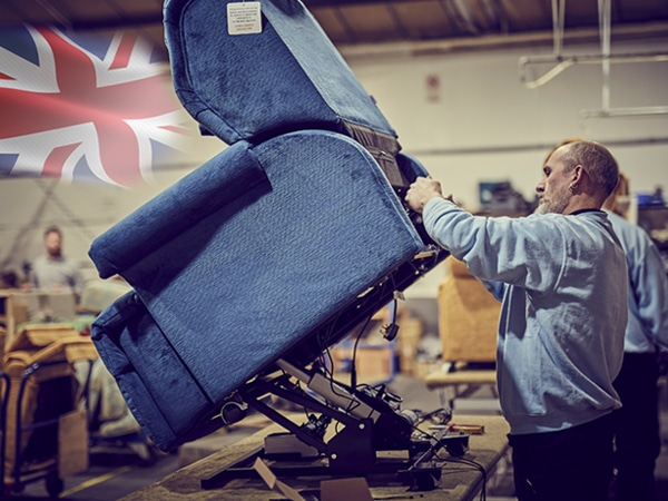 British Manufactured Recliner Chairs